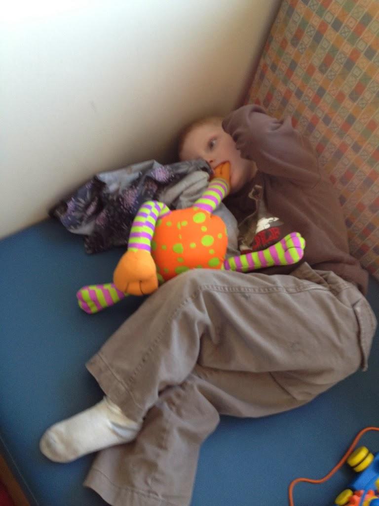 Owen's Story: Part 4