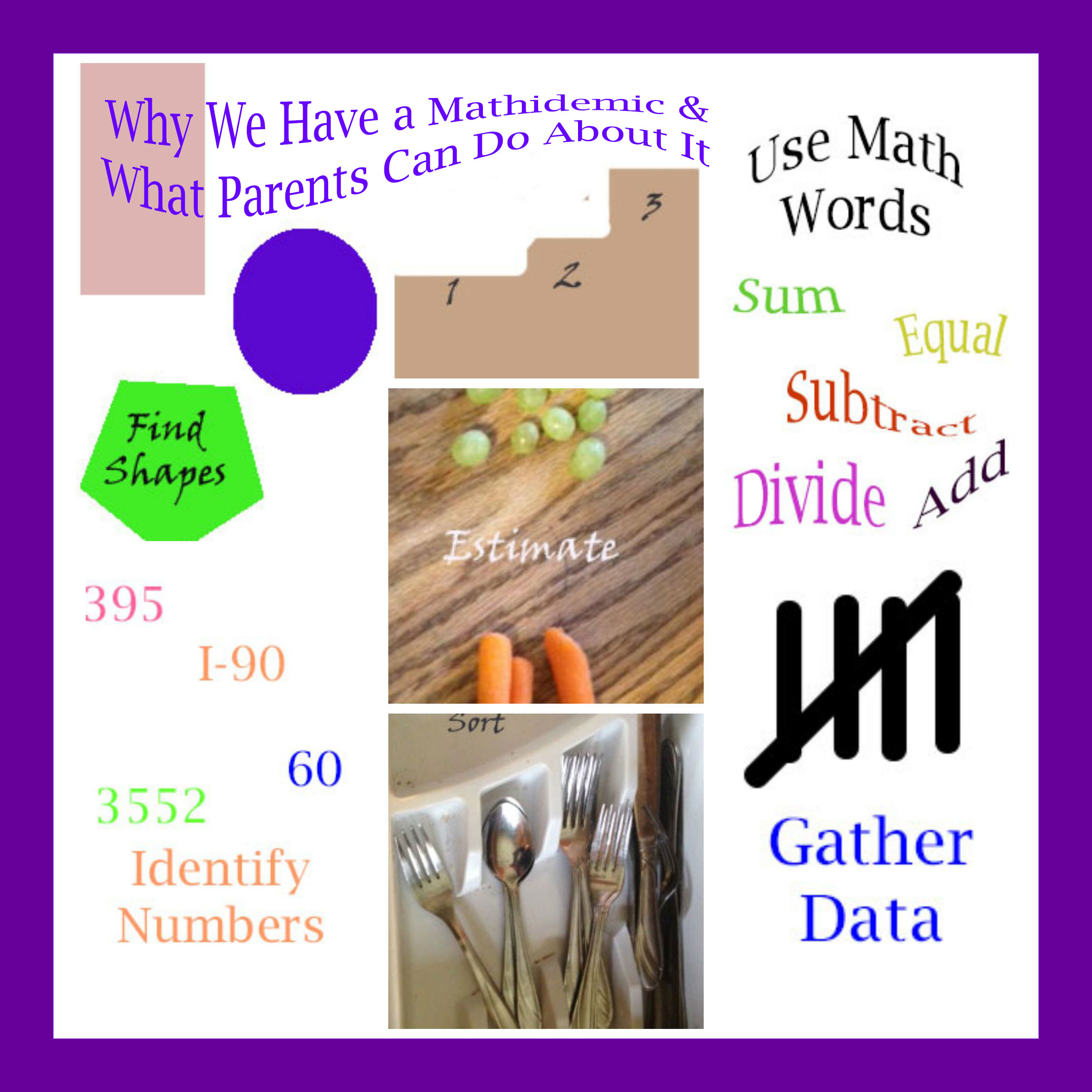 Why We Have a Mathidemic & What Parents Can Do About It