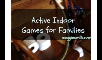 Active Indoor Games for Families
