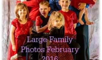 Large Family Photos February 2016