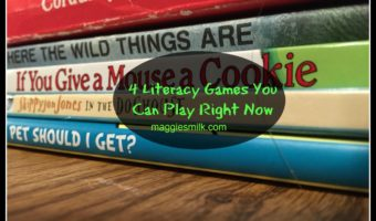 4 Literacy Games You Can Play Right Now