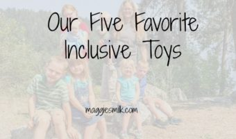 Our Five Favorite Inclusive Toys