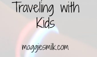 13  Tips for Traveling with  Kids