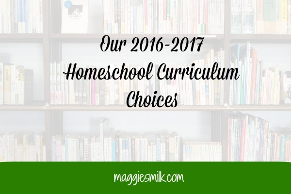homeschool curric