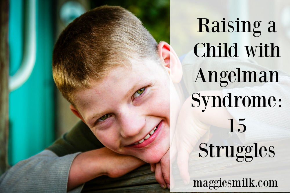 raising a child with a disability