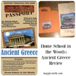 Home School in the Woods: Ancient Greece Review