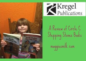 A review of Circle C Stepping Stones books by Kregel Publications.