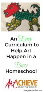 art curriculum review: ArtAchieve