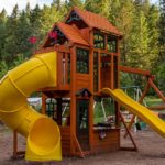 Hello Canyon Ridge Playset, Goodbye Old Garden