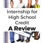 Internship for High School Credit: A Review