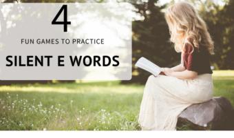 4 Fun Games to Practice Silent E Words