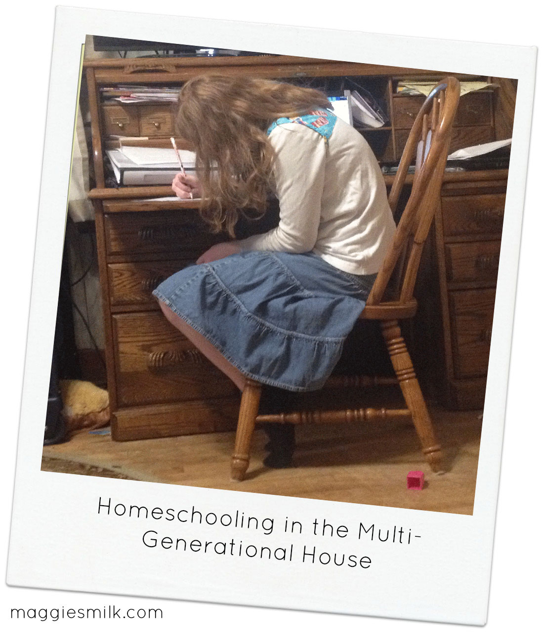 Homeschooling in the Multi-Generational House