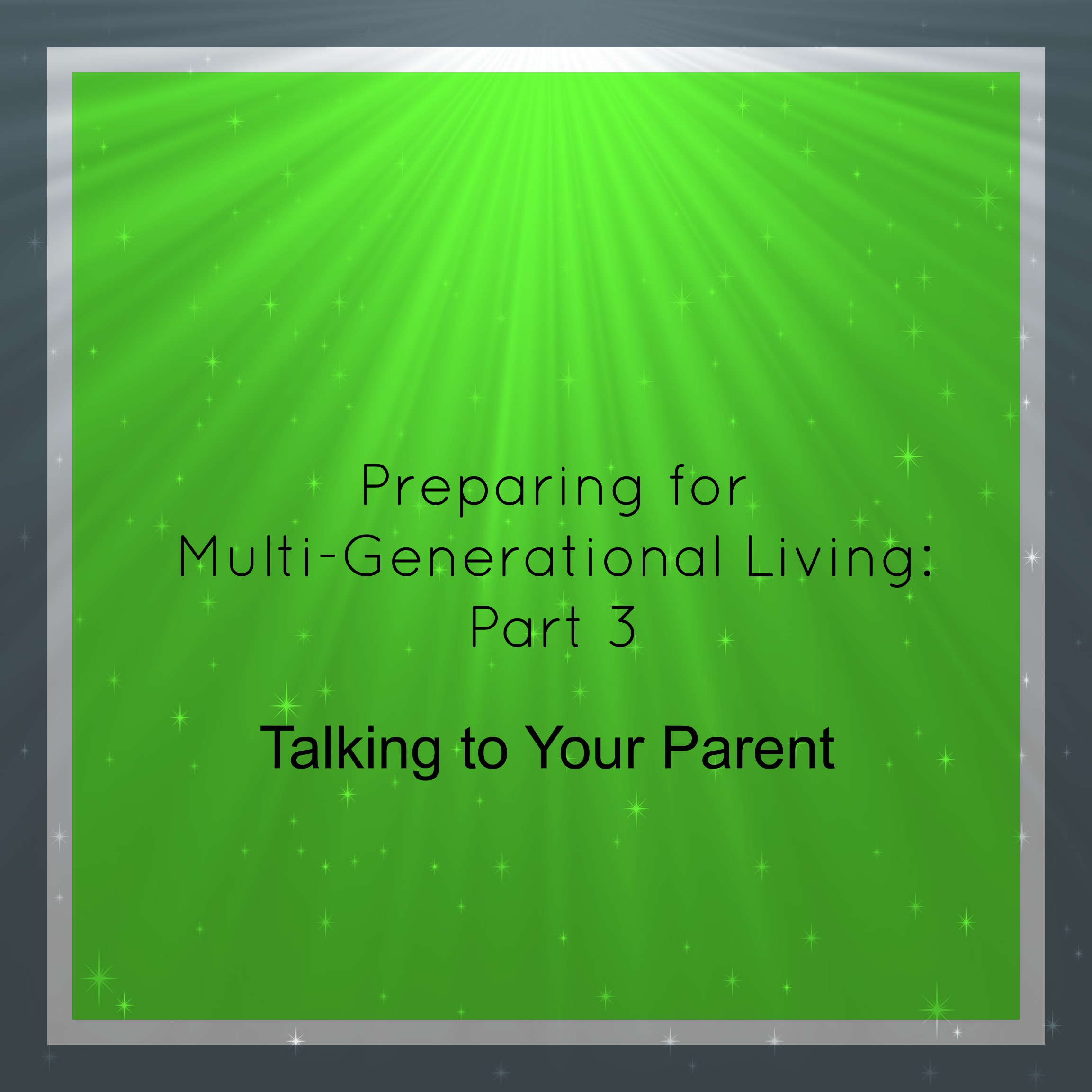 Multi Generational Living : Multi-Generational Living Archives - Page 4 of 4 - Maggie ...
