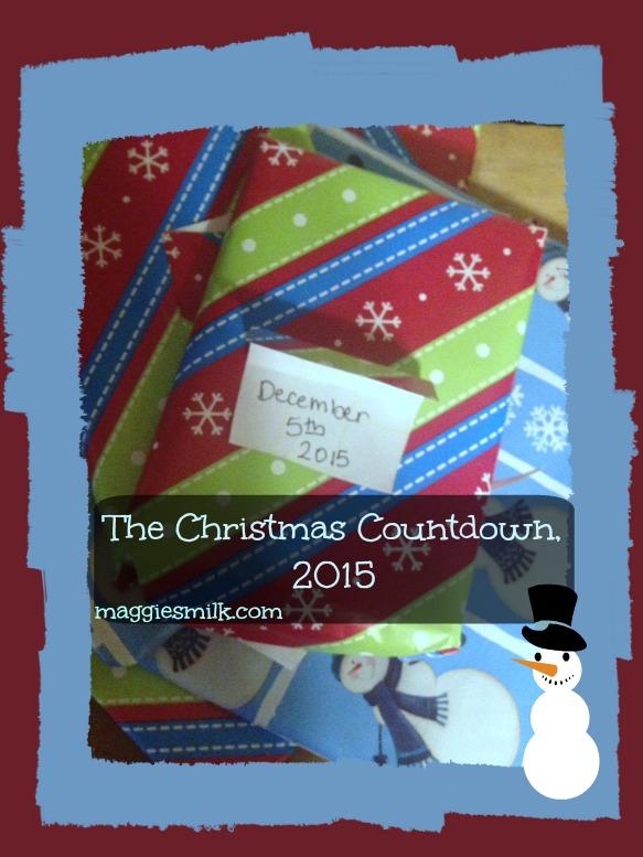 The Christmas Countdown, 2015
