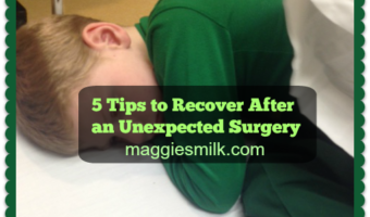 5 Tips to Recover After an Unexpected Surgery