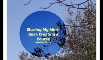 creating a course