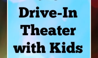 We recently headed to the drive-in theater. Here's how we made it work with the kids.