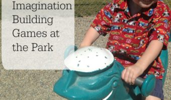 5 Imagination Building Games at the Park