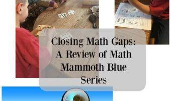 Closing Math Gaps: A Review of Math Mammoth