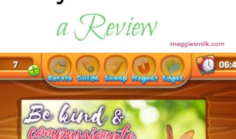 Daily Bible Jigsaw from Planet 316: A Review