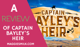 A Review of Captain Bayley's Heir by Heirloom Audio Productions