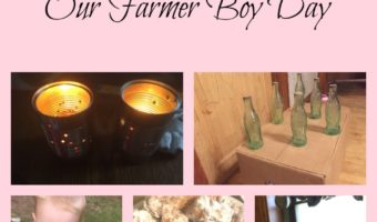 Bringing Books to Life and Making Memories: Our Farmer Boy Day
