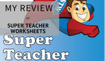 My Review of Super Teacher Worksheets