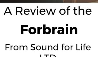 A Review of Forbrain from Sound for Life LTD