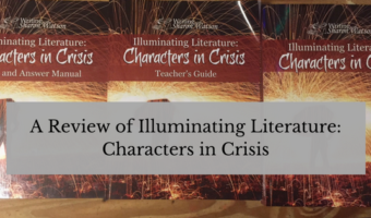 A Review of  Illuminating Literature: Characters in Crisis
