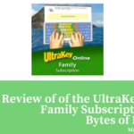 My Review of the UltraKey Online Family Subscription from Bytes of Learning