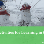 6 Activities for Learning in the Snow