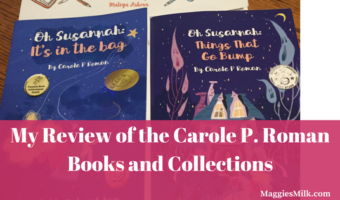 My Review of the Carole P. Roman Books and Collections