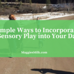 8 Simple Ideas for Adding Sensory Play to Your Day