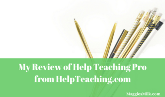 My Review of Help Teaching Pro