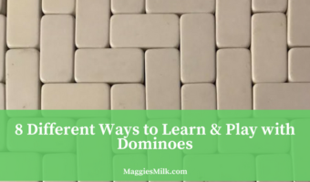 8 Different Ways to Learn and Play with Dominoes