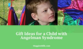 Gift Ideas for a Child with Angelman Syndrome