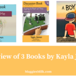 My Review of 3 Books by Kayla Jarmon