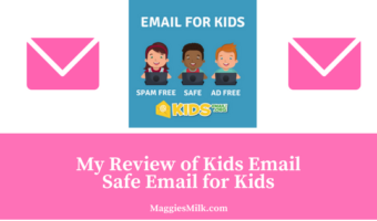 My Review of Kids Email Safe Email for Kids