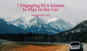 7 Engaging ELA Games to Play in the Car