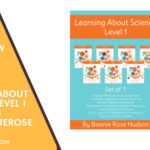 My Review of Learning About Science Collection, Level 1