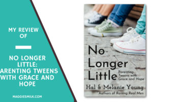 My Review of No Longer Little from Great Waters Press