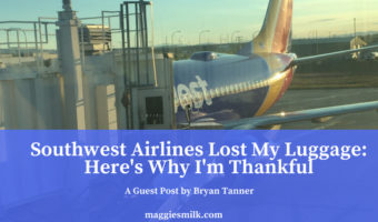 Guest Post: Southwest Airlines Lost My Luggage, and I am Thankful For It