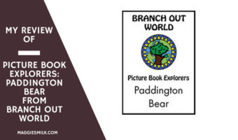 My Review of Picture Book Explorers: Paddington Bear