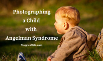 Photographing a Child with Angelman Syndrome