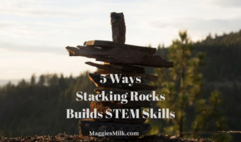 5 Ways Stacking Rocks Builds STEM Skills