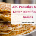 ABC Pancakes & Easy Letter Identification Games