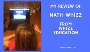 My Review of Math-Whizz from Whizz Education