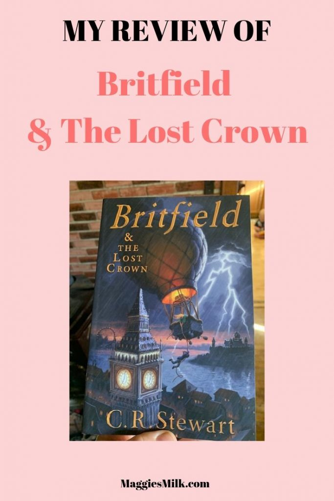 My Britfield & the Lost Crown review